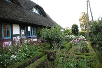 Bauerngarten in Cornau