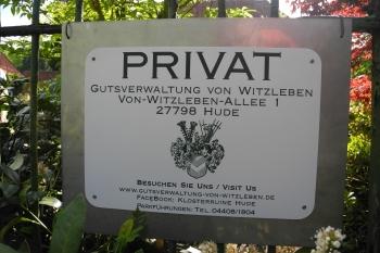 Englischer Landschaftspark von Witzleben