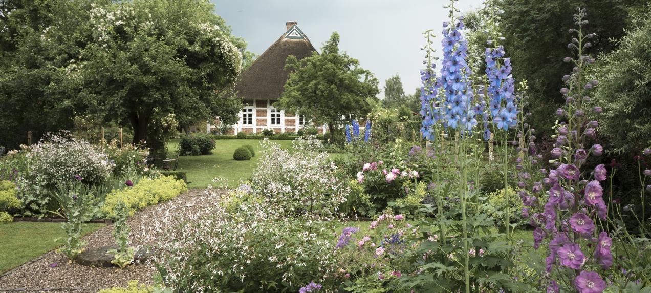 Garten Moorriem Offene Gärten Region Weser Ems