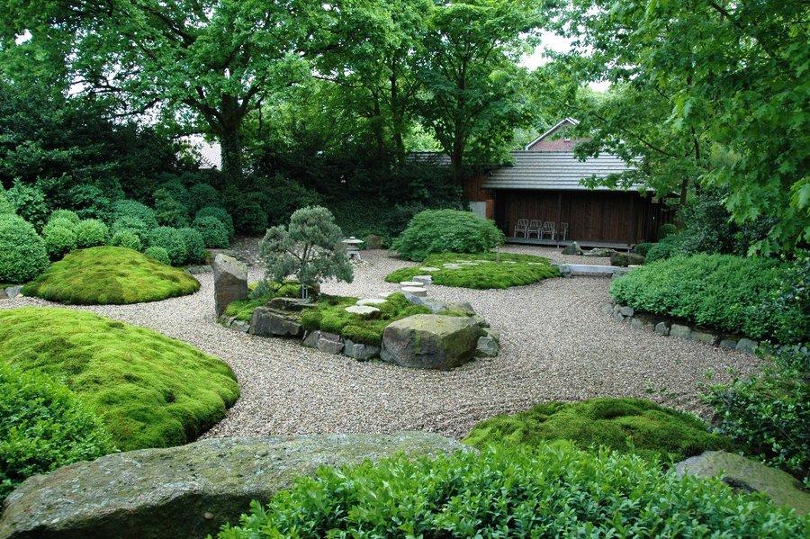 Japanischer Garten Offene Garten Region Weser Ems