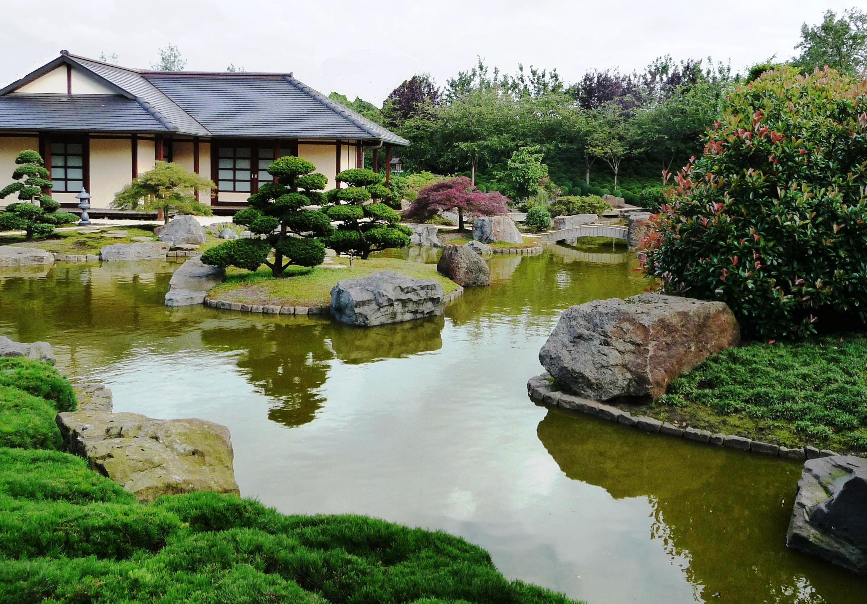 Japanischer Garten - Offene Gärten Region Weser Ems