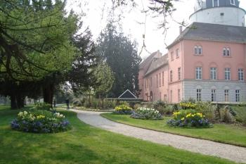 Schlossgarten Jever