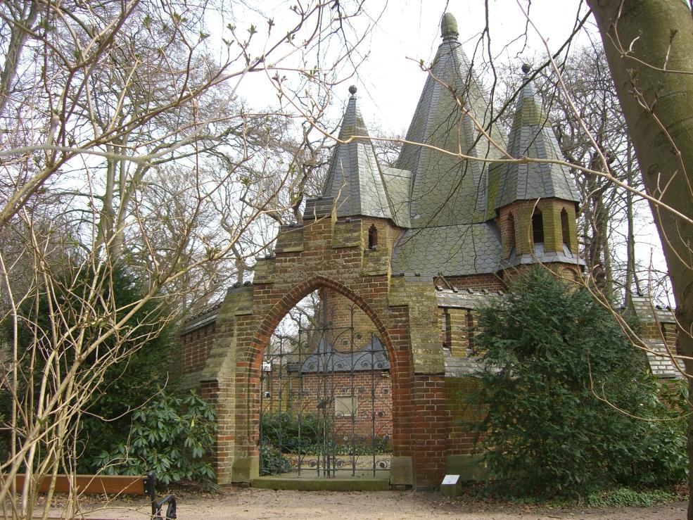 Schlosspark Etelsen
