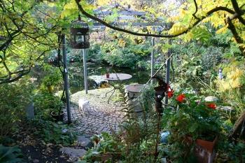Versteckter Garten