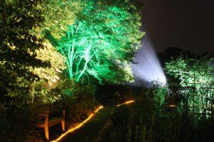 Lichterfest Rosarium